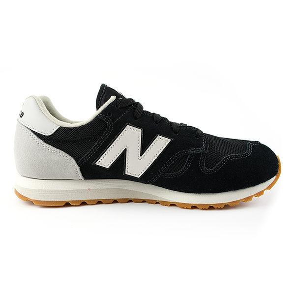 【New Balance】 520經典復古鞋 U520AG-D 中性 黑色 (中性鞋款請參照男性尺寸)