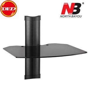 (NB) NORTH BAYOU NBGS-S 掛壁型強化玻璃音響架 (NBGSS)
