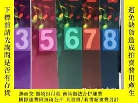二手書博民逛書店Joining罕見the dots Book 3 5 6 7 8 (5本合售)Y5919 Alan Bulla