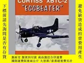 """二手書博民逛書店Curtiss罕見XBTC-2 """"Eggbeater"""" (damaged)-Curtiss XBTC-2""""打 器"""""""