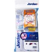 Jordan超纖細牙刷促銷包(超軟毛)3入【愛買】