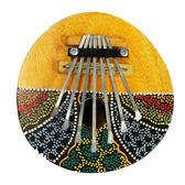【敦煌樂器】LOOP 椰殼手工拇指琴 (小)