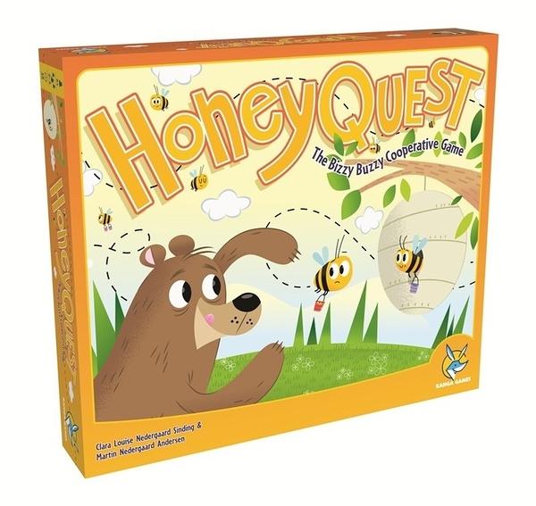 『高雄龐奇桌遊』 採花趣 Honey Quest 繁體中文版 正版桌上遊戲專賣店