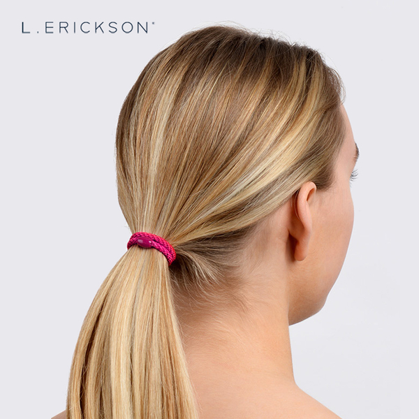 L. ERICKSON 細版彈力髮圈-30入〈芭蕾舞伶〉