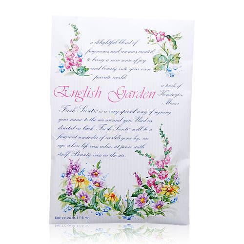 Fresh Scents 英國花園香氛包(115ml)【美麗購】
