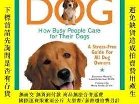 二手書博民逛書店Happy罕見Dog: How Busy Owners Care