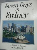 【書寶二手書T2/地理_ZBS】Seven Days in Sydney_David Messent, Graham W