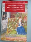 【書寶二手書T5/原文小說_NCJ】The Canterbury Tales _Chaucer