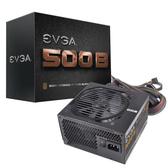 【台中平價鋪】 全新 艾維克 EVGA 500B 500W 80PLUS 銅牌 電源供應器  五年保固