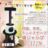 *KING WANG*【CT-36】寵愛物語-圓弧挑高景觀貓跳台 CT36