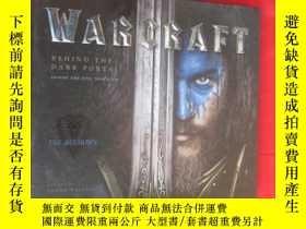 二手書博民逛書店Warcraft:罕見Behind the Dark Porta