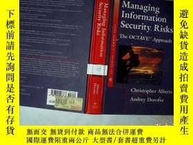 二手書博民逛書店MANAGING罕見INFORMATION SECURITY R