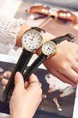 老人手錶 防水父母 大數字 刻度 皮帶 中老年電子石英錶 【開學季巨惠】