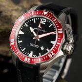 HAMILTON 漢米爾頓 KHAKI NAVY 海軍系列蛙人腕錶/46mm H77805335 熱賣中!