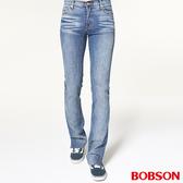 BOBSON 男款貓鬚喇叭褲(1646-58)