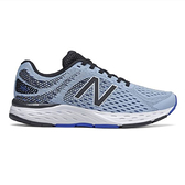 New Balance 女款天藍色透氣寬楦輕量慢跑鞋-NO.W680FC6