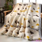 毛毯夏季薄款夏涼雙人單人宿舍學生夏天 成人珊瑚絨午睡春秋簡約