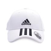 ADIDAS 3-STRIPES 棒球帽 白 FQ5411