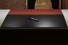 皮革牛皮皮製真皮桌墊皮桌墊大桌墊超大桌墊...