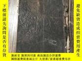 二手書博民逛書店罕見清民國手抄本巜董公選要覽》Y181222