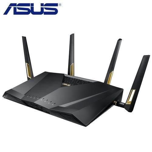 全新 Asus 華碩 RT-AX88U AX6000 雙頻 Gigabit無線路由器