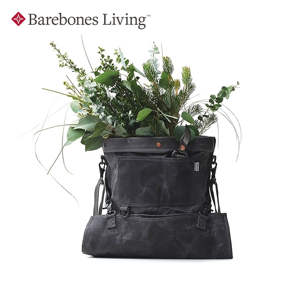 Barebones 帆布雙層農夫包 Gathering Bag GDN-068 / 城市綠洲(收穫包、園藝包、園藝用品)