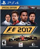 PS4 一級方程式賽車 2017(英文版)