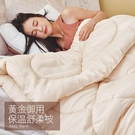 棉被 / 雙人【黃金御用保溫舒柔被】黃金級保溫熱循環 蓬鬆細緻 戀家小舖台灣製