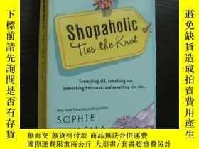 二手書博民逛書店Shopaholic罕見Ties The Knot(英文原版)Y