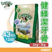 健綠Greenies潔牙骨 藍莓口味(2-7kg)小型狗專用12oz (43支/包)【寶羅寵品】