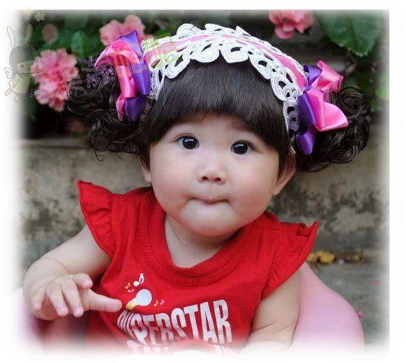 果漾妮妮  寶寶髮帶/兒童髮帶/嬰兒髮帶/造型髮帶/花花髮帶【U6870-D】