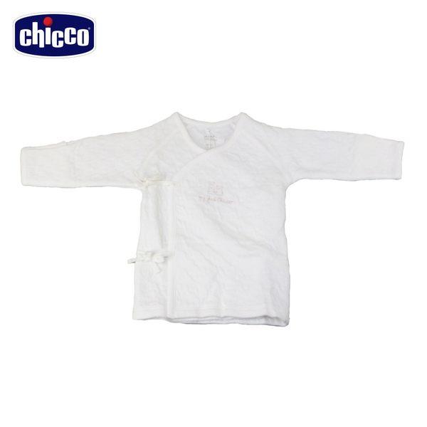 chicco-夾棉肚衣-米
