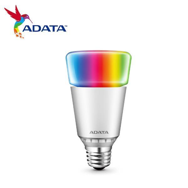 威剛照明 RGB 全彩手機APP調光 7W 智能球泡