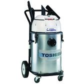 ★TOSHIBA東芝★雙渦輪工業用乾濕兩用吸塵器(60公升集塵桶) TVC-1060