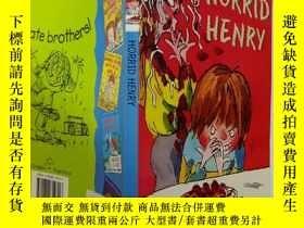 二手書博民逛書店HORRID罕見HENRY:可怕的亨利,Y200392