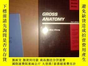 二手書博民逛書店Gross罕見anatomy (Board review ser