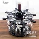 木制紅酒架歐式創意家用SMY4931【極致男人】
