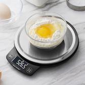 烘焙廚房秤0.1g精準克數食物秤稱重迷你烘培工具家用天平秤 城市科技