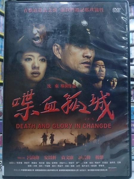 挖寶二手片-X07-083-正版DVD-華語【喋血孤城】--安以軒 呂良偉(直購價)