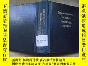 二手書博民逛書店Communications罕見Electronics Term