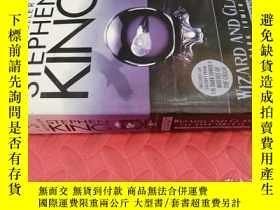 二手書博民逛書店【英文原版】The罕見Dark Tower IV: Wizard and Glass( 如圖)Y25633 S