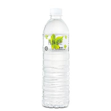 【南紡購物中心】【DRINK WATER丹楓之水】麥飯石礦泉水600ml(24瓶/箱)