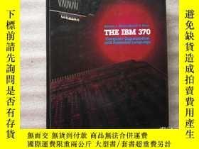 二手書博民逛書店THE罕見IBM 370 Computer Organization and Assembly Language奇