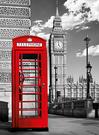 倫敦-紅色電話亭 義大利 /1000P/...