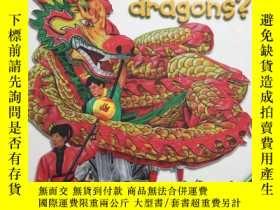 二手書博民逛書店who罕見dances with dragohs?Y19139