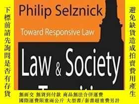 二手書博民逛書店Law罕見And Society In Transition-轉型期的法律與社會Y436638 Philipp