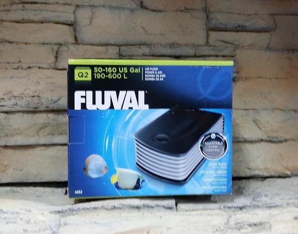 【西高地水族坊】加拿大赫根HAGEN FLUVAL Q2極靜音 單孔可微調馬達