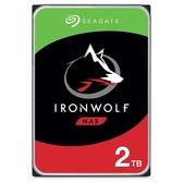 Seagate 希捷 那嘶狼 IronWolf 2TB 3.5吋 NAS專用硬碟 (ST2000VN004)