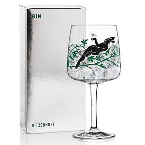 德國 RITZENHOFF GIN 琴酒杯(共4款)秘密野兔