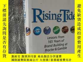 二手書博民逛書店Rising罕見Tide(英文原版)Y1466